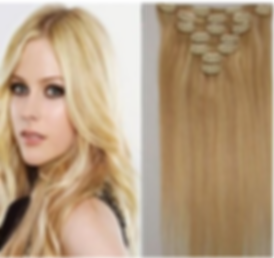 KATHYLICIOUS LUXURY HAIR EXTENSIONS BLONDE