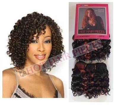 deepwave human hair by Hothairpieces.com