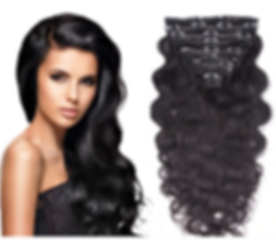 KATHYLICIOUS luxury clip hair extensions