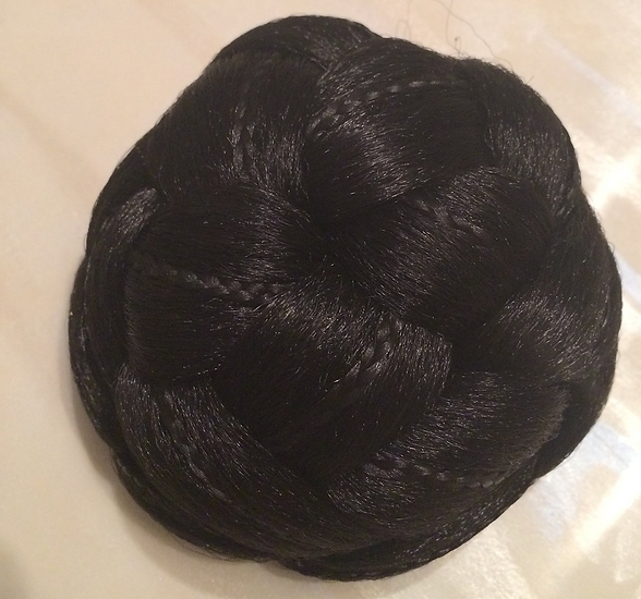Foxy Knot bun by hothairpieces.com