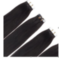 Tape hair extensions luxury quality