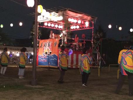 夏祭り ②