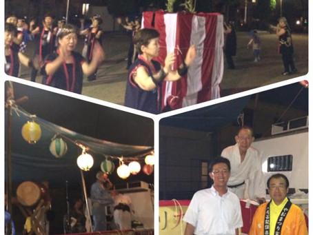 南老原盆踊り大会
