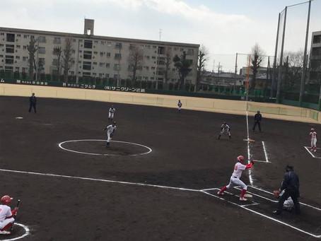 八尾南ソフトボール大会決勝!
