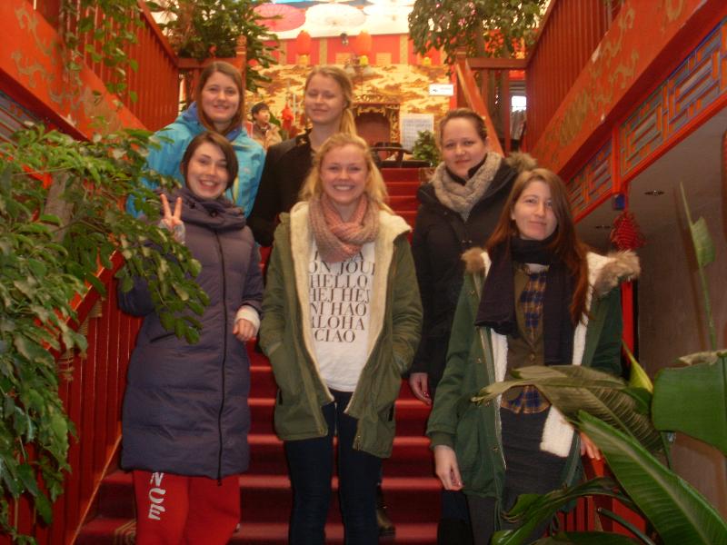 Cultural exchange in Beijing (10)