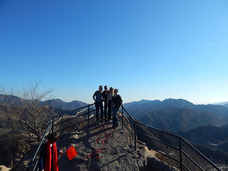 Our students 2014 - Cultural exchange in China