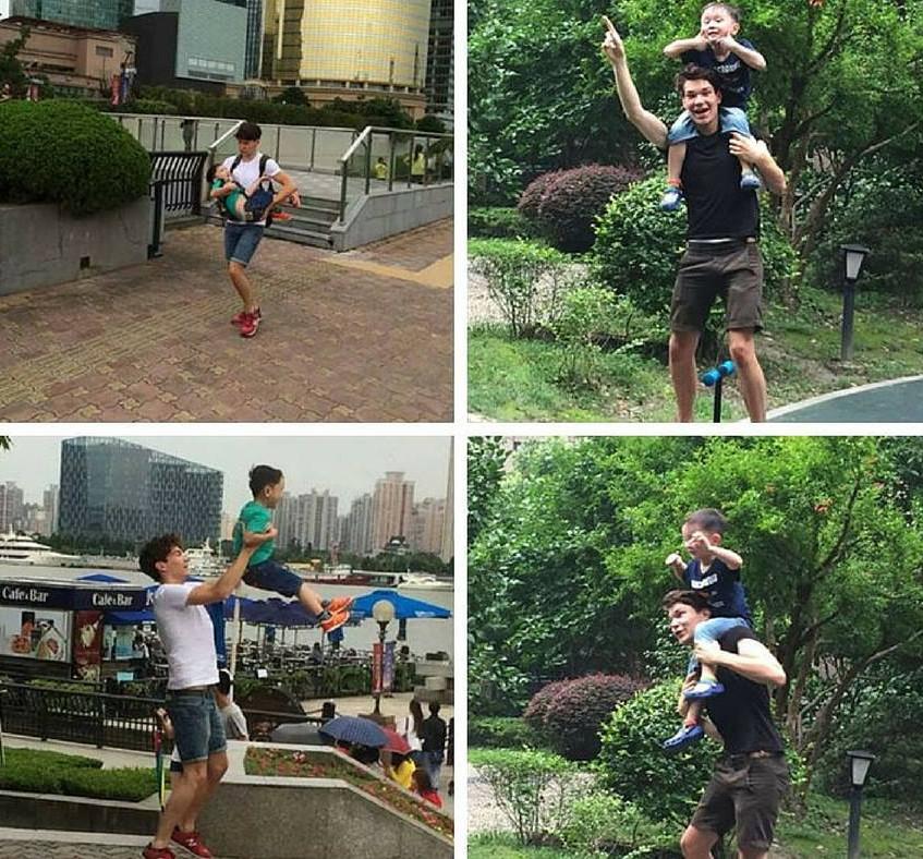 Cultural Exchange in Shanghai (3)