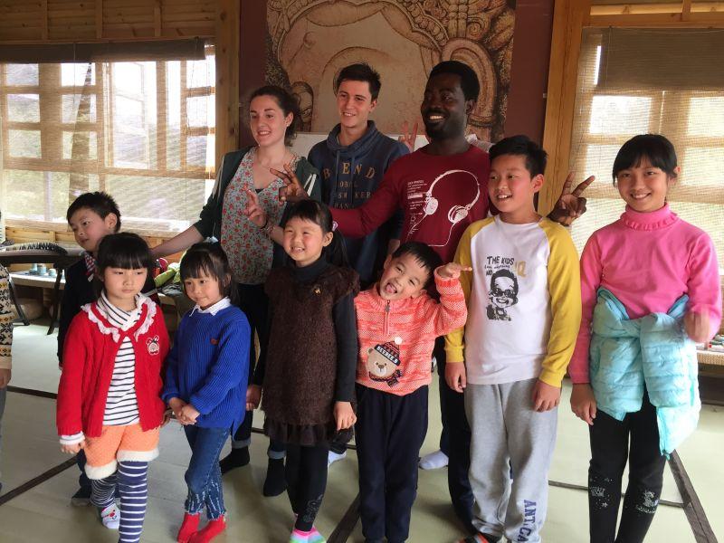 Cultural Exchange in Shanghai (1)