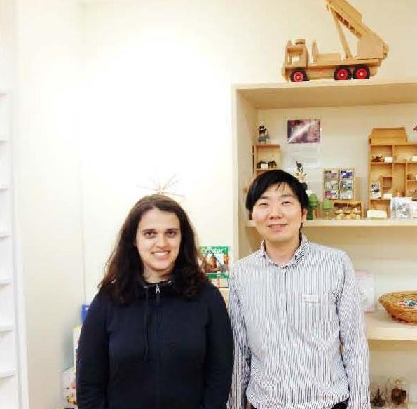 My internship in Japan - Jennifer3