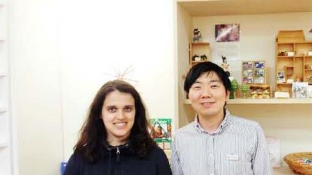 Jennifer sinh viên người Đức đã hoàn tất thực tập tại Nhật!