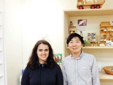 Jennifer - Internship in Japan