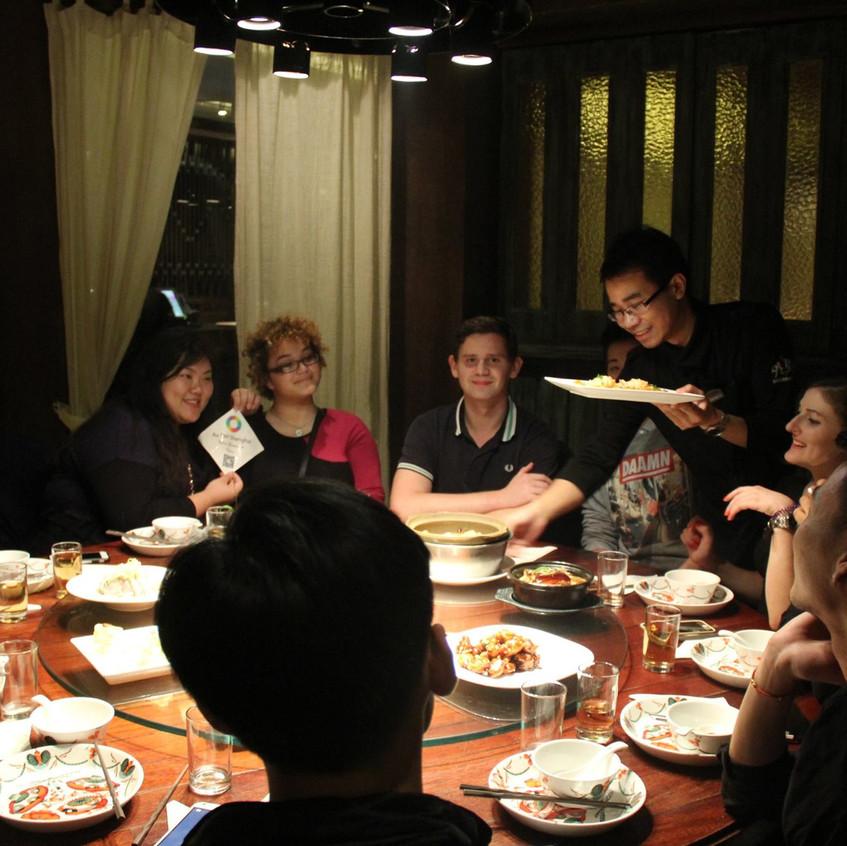 Cultural Exchange in Shanghai (12)