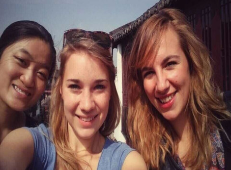 Our students 2015 - Cultural exchange in China
