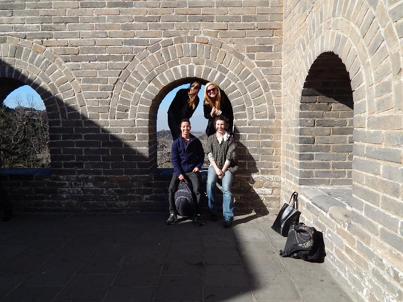 Cultural exchange in Beijing (4)