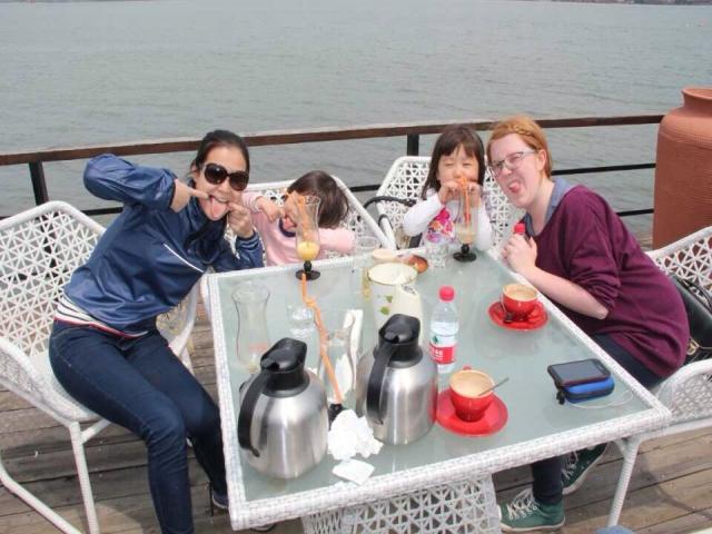 Cultural Exchange in Shanghai (17)