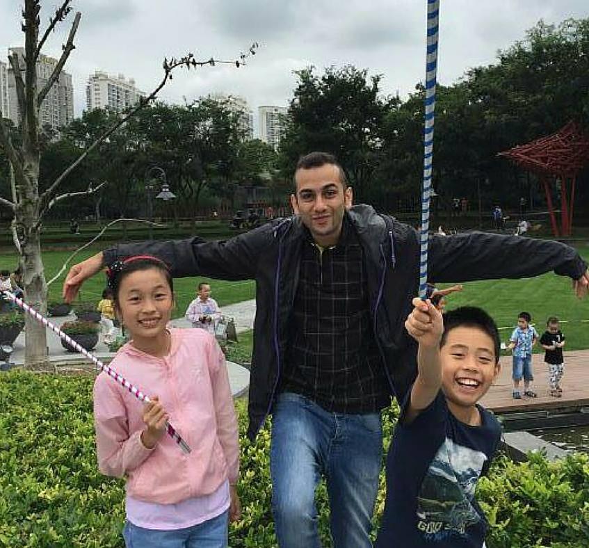 Cultural Exchange in Shanghai (10)
