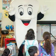 Dental Hygiene day at Read Insitute of Texas