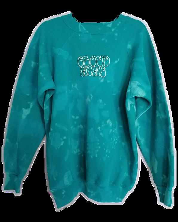 cloud nine vintage jumper