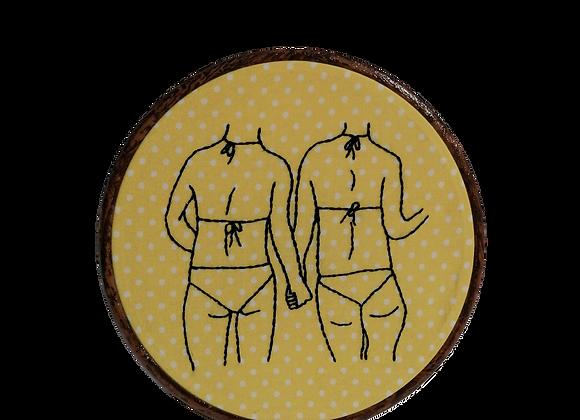 double trouble bikini babes