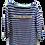Thumbnail: my body my choice stripe top