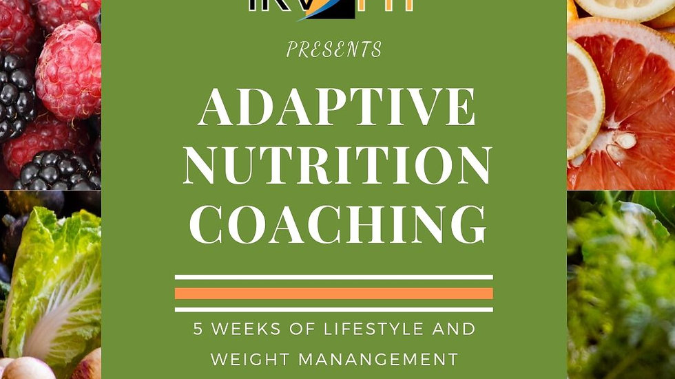 Adaptive Nutrition Program