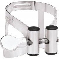 Vandoren LC51PP Bb Clarinet - Pewter with Plastic Cap