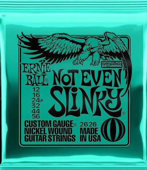 Ernie Ball Guitar Strings Not Even Slinky 2626