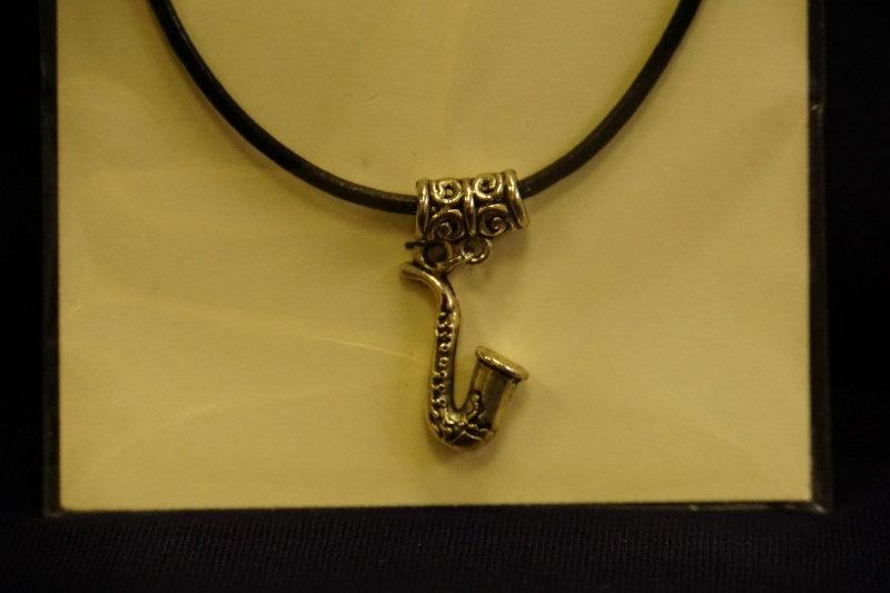 Necklace Saxophone