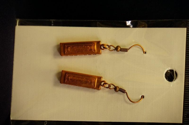 Earrings Harmonica