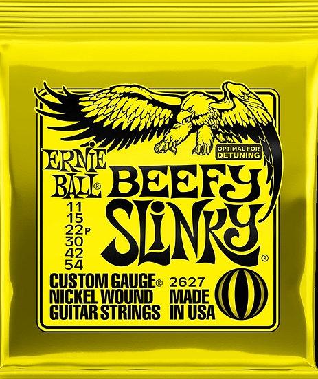 Ernie Ball Guitar Strings Beefy Slinky 2627
