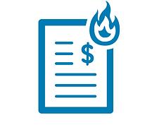 vector of expense sheet