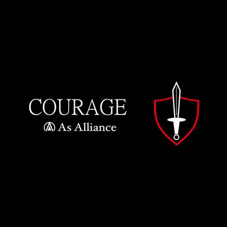 Triple Release 第一弾!「Courage」配信開始!