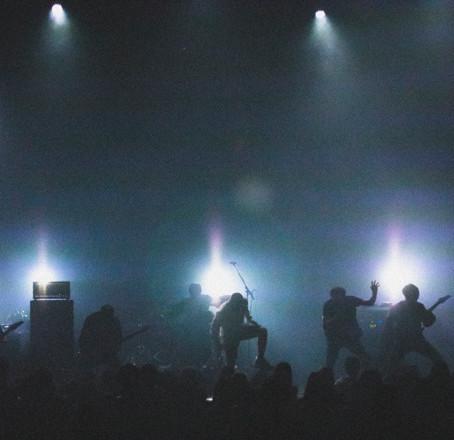 音楽情報サイト「BARKS」にライブレポートが掲載されました!