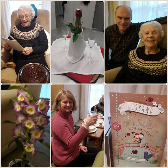 63rd Wedding Anniversary - Congratulations!!!
