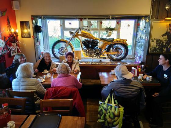 The Custom Cafe
