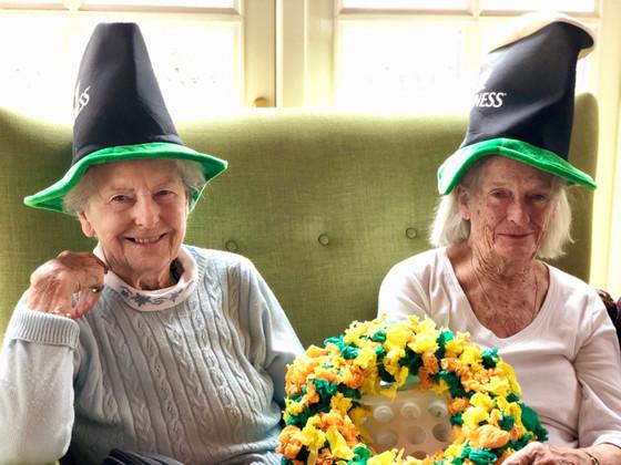 St Patricks Day Celebrations