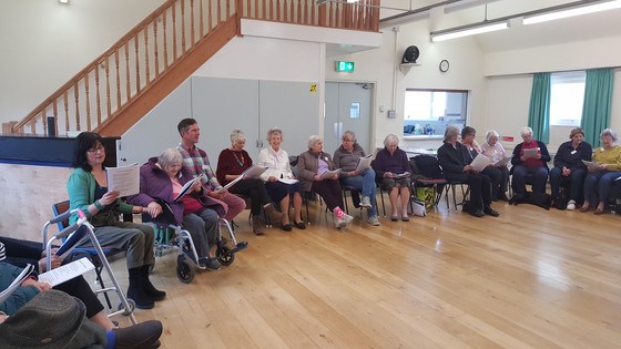 An Outing to the Memory Café