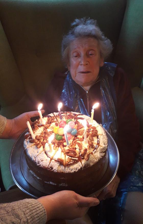Birthday Celebrations!