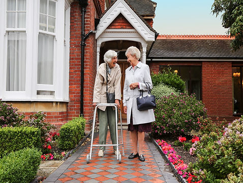 Residential Care Home Eastbourne