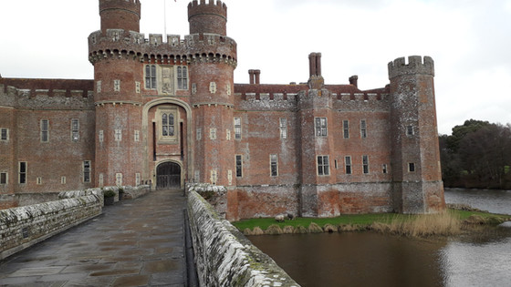 A Trip to Herstmonceux Castle