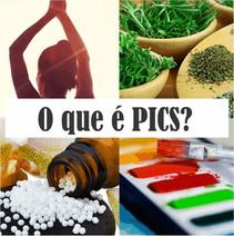 O que é Prática Integrativa e Complementar em Saúde (PICS)?