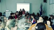Prefeitura de Marilândia apresenta a Arteterapia para seus funcionários