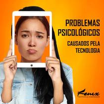 Problemas psicológicos causados pela tecnologia