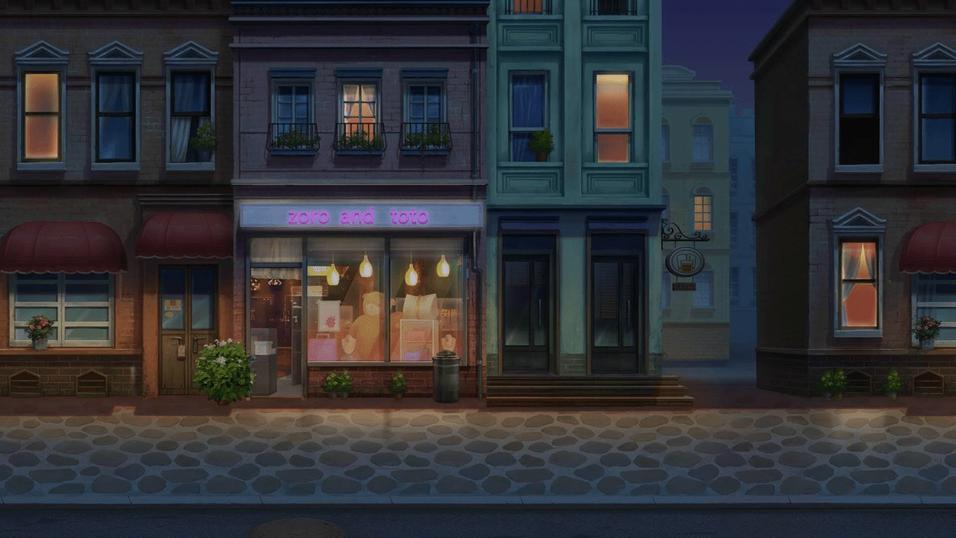 OLD STREET - NIGHT