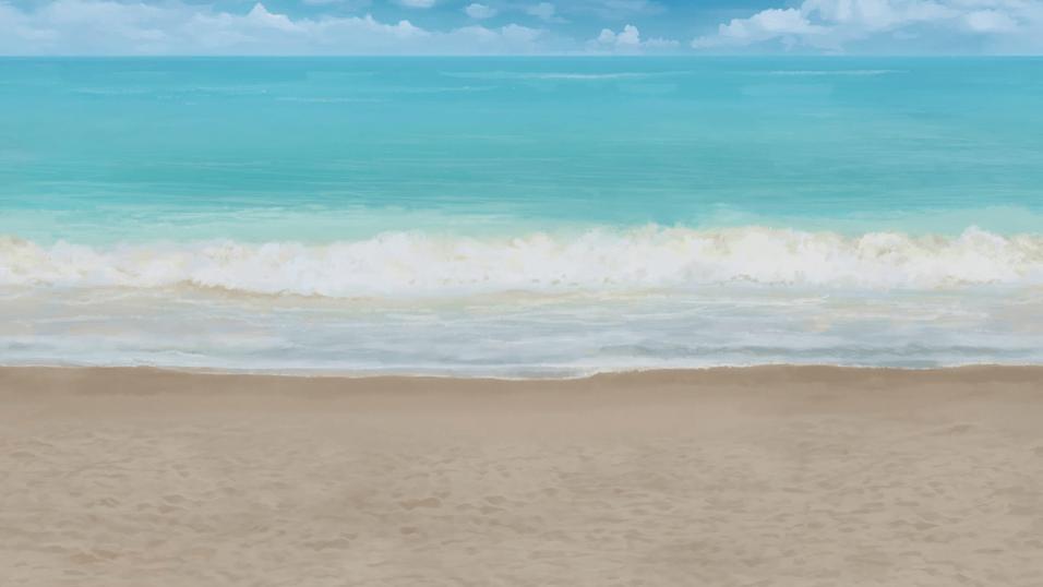 BEACH - DAY