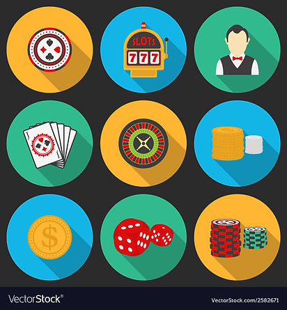 colorful-icon-set-on-a-casino-theme-gamb