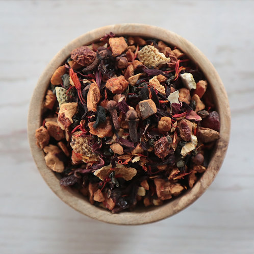 ORGANIC - Fire & Spice - Fruit & Spice Tea