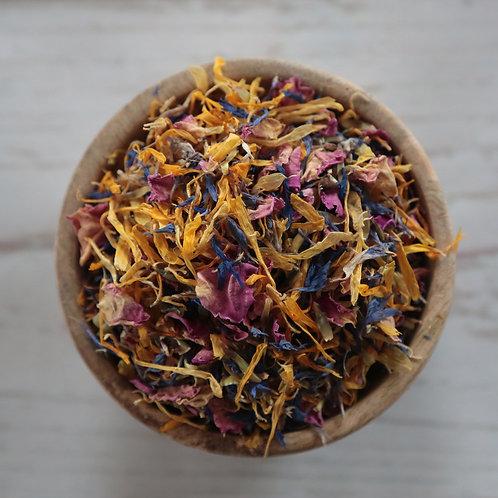 ORGANIC - Edible Culinary Flowers