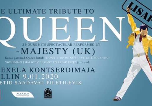 Performing In Estonia (January 2020)