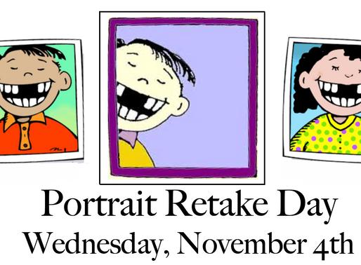 Portrait Retake Day